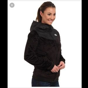 The North Face - Black Oso Hoodie